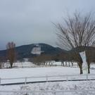 こんにちわ★今朝、雪が積もりました。